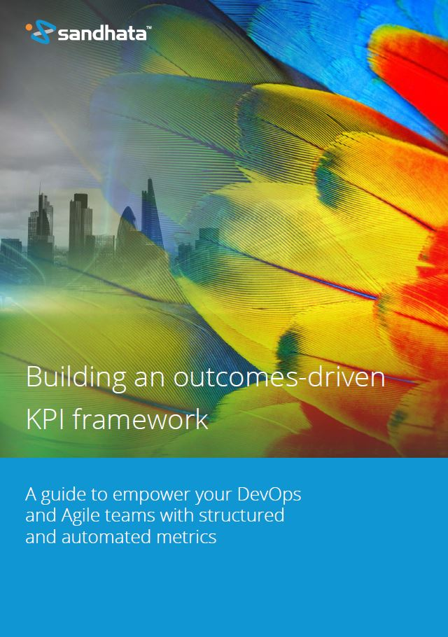 Building an outcomes-driven KPI framework - White Paper