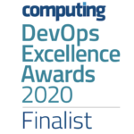 DevOps Excellence Awards 2020 Finalist